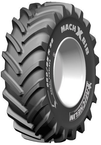 650/85R38 173A8 TL MACHXBIB Michelin