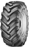 280/80R18 132A8/B TL XMCL Michelin demont 90% DOT1116