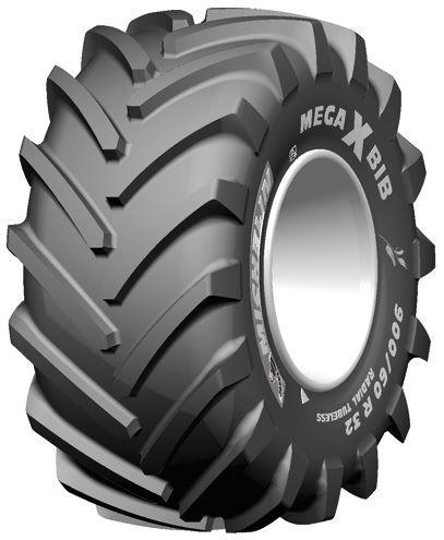 620/75R30 (23.1R30) 168A8 TL MEGAXBIB Michelin DA