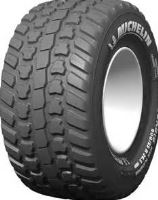 600/55R26.5 165D TL CARGOXBIB High Flotation Michelin