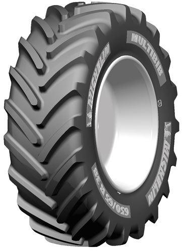 540/65R38 147D TL MULTIBIB  Michelin 95%