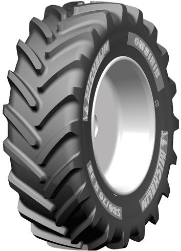 380/70R28 127A8 TL OMNIBIB Michelin demont DOT